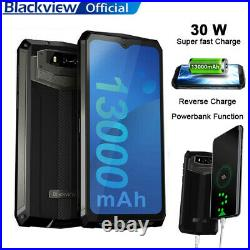 Blackview BV9100 IP68 Rugged Smartphone 13000mAh 6.3'' 4GB+64GB Reverse Charge