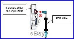 Bmw CIC Front Reverse Camera Interface 1 3 5 6 7 X1 X3 X5 X6 Z4 F10 F11 F01 F25
