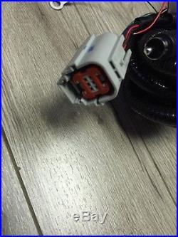 Brandmotion 9002-6511 2015 Ford F-150 Black Handle OEM Rear View Camera New