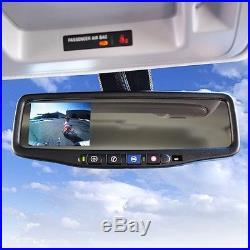 Brandmotion 9002-9503 Silverado/Sierra OEM Rear View Camera Vision System 07-13