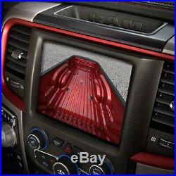 Brandmotion FLTW-7626 3rd Brake Light Mount Rear View Camera for 09-17 Dodge Ram