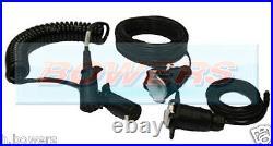 Brigade / Ecco Reverse Reversing Camera Susie Suzie Extension Cable Kit 4 Pin