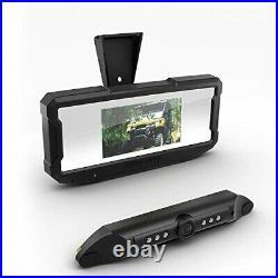 Can Am Maverick X3 Sport Trail Defender Rear View Mirror Camera #715004905