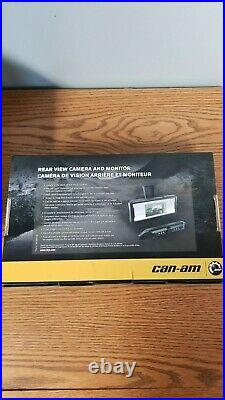 Can Am RearView Camera & Monitor