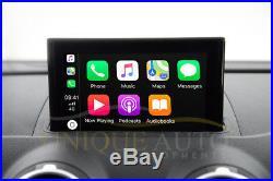 CarPlay Navigation Reverse Camera Interface Audi A3 8V 2013-17 GPS MMI