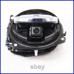 Car Flipping Rearview Camera For VW Volkswagen Magotan CC GOLF MK6 Rotate Logo
