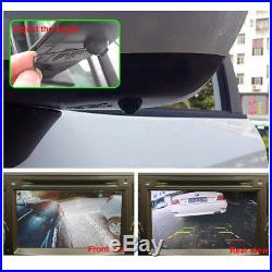 Car Parking Panoramic View Rearview Camera System 360 Degree View + 4 Camera