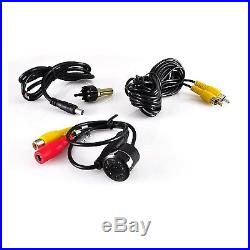 Car Rear view Backup Camera With 8 Infrared Night Vision NO Guideline Full HD