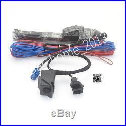 Car bumper backup rear view camera for VW Golf Scirocco RNS RCD 315 510