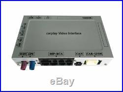 Carplay Video Interface Mercedes Benz NTG5/NTG5.1 Support Reverse Camera DVR USB