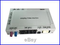 Carplay Video Interface for BMW NBT System Support Reverse