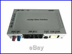 Carplay Video Interface for BMW NBT System Support Reverse Cameras DVR iDrive