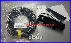 Dodge Ram Truck Back Up / Reverse Camera Rear View Video Kit Mopar OEM 82211184