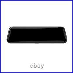 Dual Lens Car Rear View Mirror DVR Video Parking Camera Recorder With 4PCS Sensor