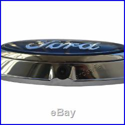 Emblem Reverse Rear View Backup Camera for Ford Ranger (2011-2018) RCA Plug