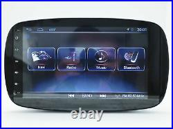 Factory Navigation Upgrade Android Multimedia System For 2014+ Smart Fortwo 453