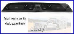 For 2017-2020 Ford Reverse Backup Camera 3RD Third Brake Cargo Lamp Tail Light