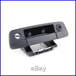 For Dodge RAM 1500 2009-12 Tailgate Rear View Backup Camera +4.3 Mirror Monitor
