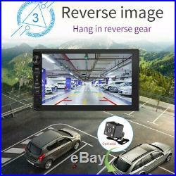 For Dodge Ram 1500 2500 3500 Car Stereo Radio 2Din WIFI GPS USB+ Rearview Camera
