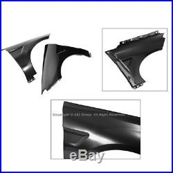 For Mercedes Benz 12-15 W166 ML-Class ML63 AMG Style Front Rear Bumper + Fender