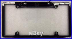 For Pioneer Avic-8100nex Night Vision Color Rear View Camera Black Metal Frame
