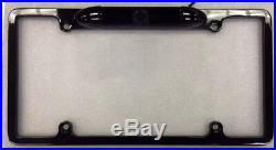 For Pioneer Avic-8200nex Night Vision Color Rear View Camera Black Metal Frame