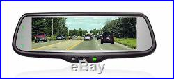 Ford F150 Tailgate Handle Backup Camera & 7.3 Rear View Mirror/Monitor Combo