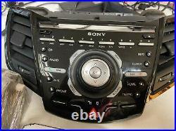 Ford Fiesta St 180 Mk7 13-17 Sat Nav Kit Radio CD Stereo Reverse Camera