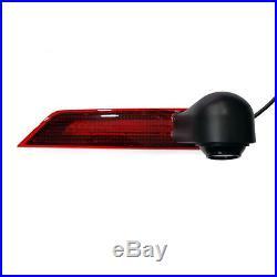Ford Transit Custom 12-15 IR LED Brake Light Rear Parking Reverse Camera PAL