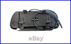 Ford Transit Custom 2016 IR LED Brake Light Parking Reverse Camera + 7 Monitor