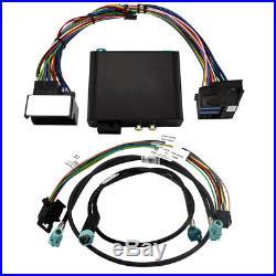 Front + Rear View Camera Interface BMW E-Series CIC 5 E60 61 3 E90 91 92 93 X5