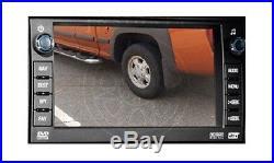 GM 22755310 GMC Sierra Chevrolet Silverado Rear View Back Up Camera with NAV
