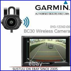 Garmin BC30 Wireless Reverse/ Parking Backup CameraFor Nuvi-Dezl/Truck-Camper