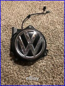 Genuine VW CC 13-17 Rear View Reversing Camera/badge Handle 3AE827469 L VW