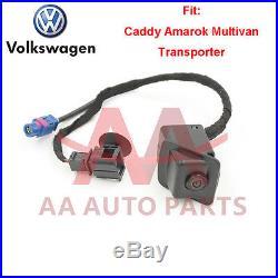 Genuine Volkswagen Reverse Camera for Caddy Amarok Multivan Transporter