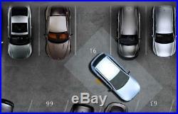 HD 3D 360° Surround Bird View Panorama System 4CH Car Camera 1080P DVR G-Sensor