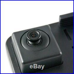 HD CAR DVR Rear View Mirror G SENSOR 32GB SD card accident camera video recor