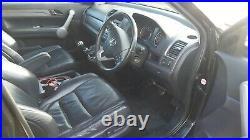 Honda crv 2.2 cdti SUV 4x4 panroof leather reverse camera nav