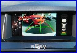 ICAM2 BMW Reverse parking rear view camera retrofit kit EVO X3 5 7 G11 G30 G01