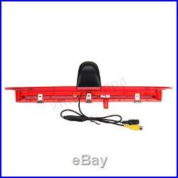 IR LED Brake Light Rear View Reversing Camera + 7 inch Monitor For Ford Transit