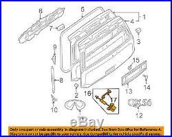Infiniti NISSAN OEM 08-10 QX56 Rear View-Backup Back Up Camera 284427S110