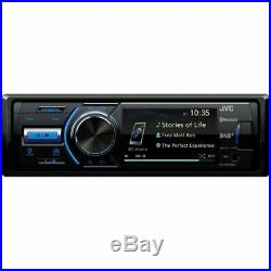 JVC KD-X561DBT MP3 Car Stereo Bluetooth DAB USB Aux + AERIAL & Reverse Camera