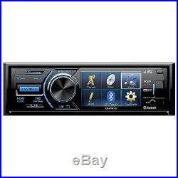 KDAV41BT 3 Display DVD CD Bluetooth Receiver, Antenna, CMOS22P Rear View Camera