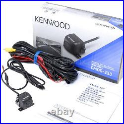 KENWOOD CMOS-230 Universal Rear View Camera Reversing Camera
