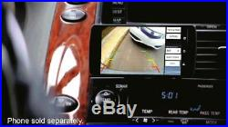 LOOK-IT LI-850W Wireless Rear-View Backup Camera withPhone Mount for Apple Android
