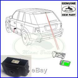 Land Rover Exterior Rear View Camera Range Sport 10-13 Lr031790 Oem