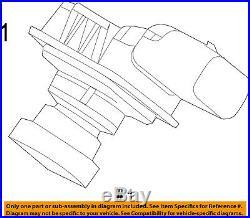 Lincoln FORD OEM 11-12 MKX Rear View-Backup Back Up Camera BA1Z19G490B
