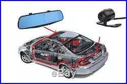 Lot of 25 Super Quality front and Rear View Mirror Car truck Camera 4.3 Screen