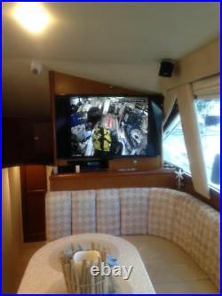 MARINE IR CAMERA BACK UP CAM REVERSE IMAGE FOR Garmin GPS 742xs-942xs 8612xsv
