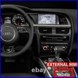 MMI 3G+ A4 Q5 A5 Audi Reverse rear view Backup Camera video Interfaces kit